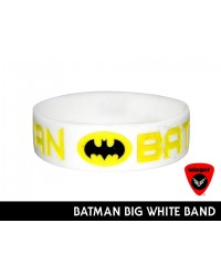 Batman big white band