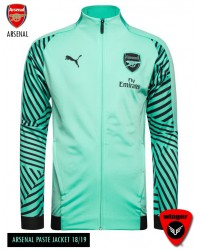 Arsenal Authentic Paste Jacket (18/19)