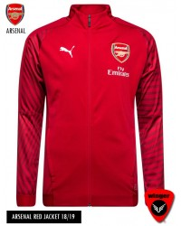 Arsenal Authentic Red Jacket (18/19)