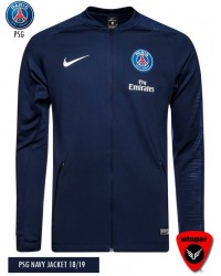 PSG Authentic Navy Jacket (18/19)