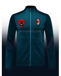 AC MILAN Teal Blue Authentic Jacket (20/21)