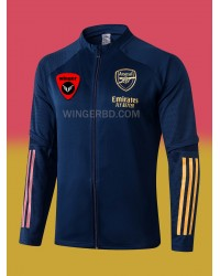 Arsenal Navy Authentic Graphics Jacket (20/21)