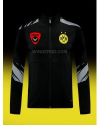 Dortmund Black Authentic Graphics Jacket 1 (20/21)