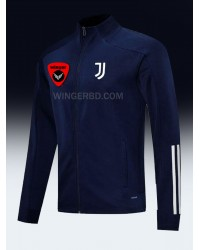Juventus Navy Authentic Jacket (20/21)
