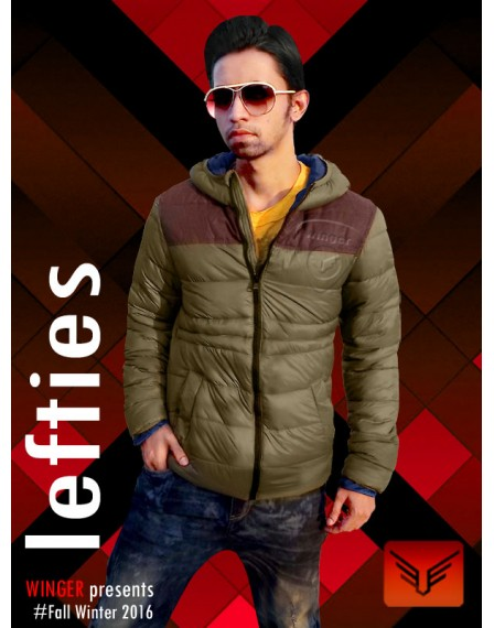 Lefties Quilting Jacket 2