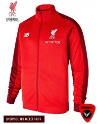 Liverpool Authentic Red Jacket (18/19)