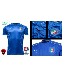 Italy Authentic Jersey 16/17 (Blue)