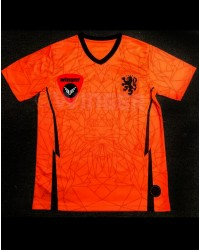 Netherland-Authentic-Jersey Euro 2020 (Orange)