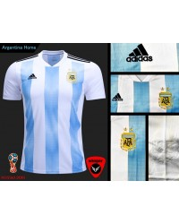 Argentina World Cup Authentic Jersey 2018 (Home)