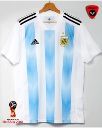 Argentina World Cup AU Jersey 18 (Home)