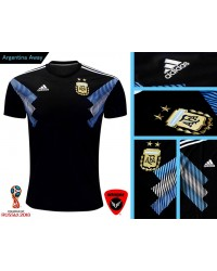 Argentina World Cup Authentic Jersey 2018 (Away)