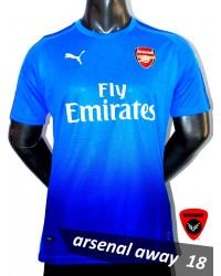 Arsenal Authentic Jersey 18 (Away)