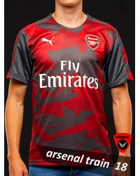 Arsenal Authentic Jersey 18 (Trainer) b93d73c90