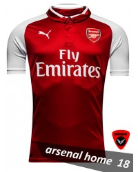 Arsenal Jersey 18 (Home)