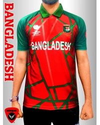 BANGLADESH Champions Trophy Jersey 2017 (Red)