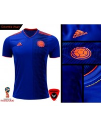 Colombia World Cup Authentic Jersey 2018 (Away)