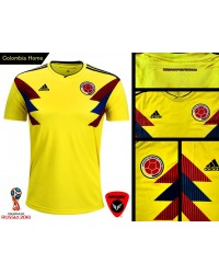 Colombia World Cup Authentic Jersey 2018 (Home)