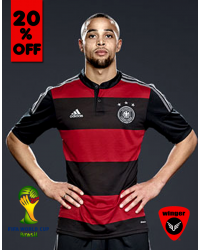 Germany ORIGINAL Jersey 2014 (Away)