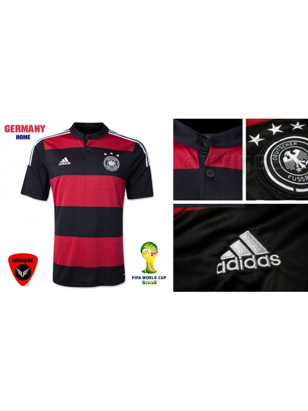 7e9850a11 Germany Authentic Soccer Jersey 2014 (Away)