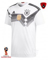 Germany World Cup AU Jersey 18 (Home)