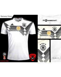 Germany World Cup Authentic Jersey 2018 (Home)