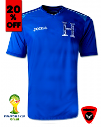 Honduras Authentic Soccer Jersey 2014 (Away)