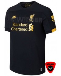 Liverpool Authentic Keeper Jersey 2020 (Home)