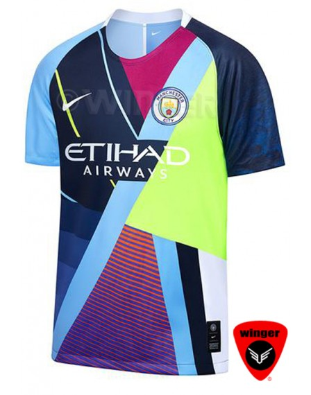 Man City Authentic Jersey 2019 (Special Edition)