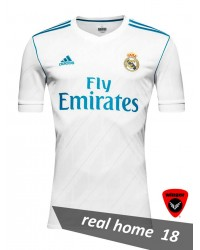 Real Madrid Jersey 18 (Home)