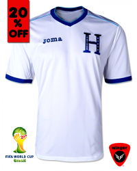 Honduras Authentic Soccer Jersey 2014 (Home)