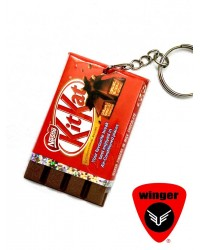 Large Kitkat Chocklet Key-Ring