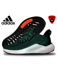 Adidas Alpha Boost Shoe 1 (Forest Green)