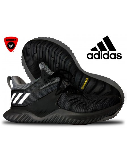 Adidas Alphabounce Beyond Shoe 3 (Dot Black)