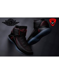 Nike Air Jordan 32 Shoe 6 (BRED)