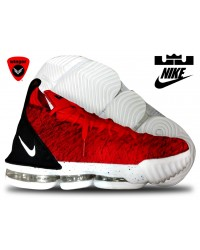 Imported Nike Lebron 16 Shoe 1 (Red)