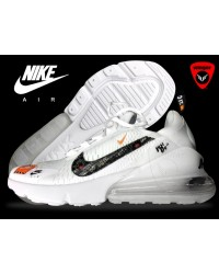 Imported Nike Air 27C X Edition Shoe (White)