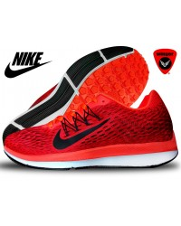 Nike Zoom Winflo 5 Shoe 1 (Laser Red)