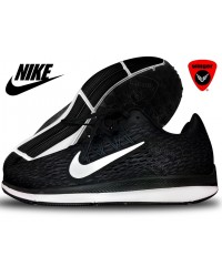 Nike Zoom Winflo 5 Shoe 2 (Charcoal Black)