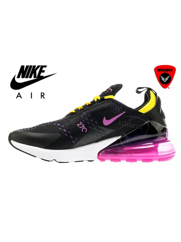 best service 19d46 1178e Nike Air Max 27c SHOE B1 (Black)