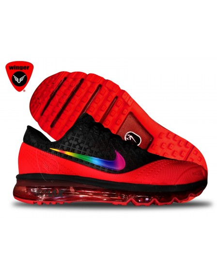 Nike Air Max 20 Shoe T3 (Red)