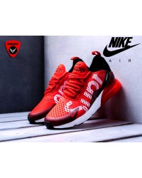 Imported Nike Air 27C Supreme Edition Shoe (Red)