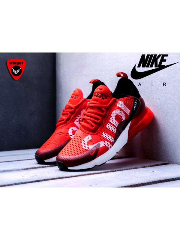 info for 84d84 5ad42 Imported Nike Air 27C Supreme Edition Shoe (Red)