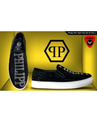 Philipp Plein Fight Club Slip On Shoe 1