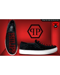 Philipp Plein Fight Club Slip On Shoe 2