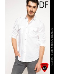 DEFACTO Solic Shirt 8 (White)