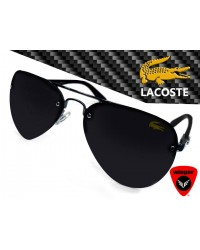 Lacoste Rimless Carbon Aviator 1
