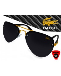 Lacoste Rimless Carbon Aviator 2