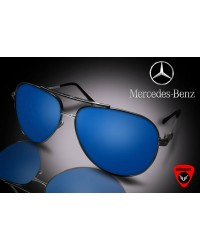 Mercedes-Benz Navy Sunglass