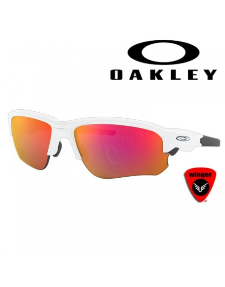 OAKLEY Flak Draft Sunglass 2 (White)