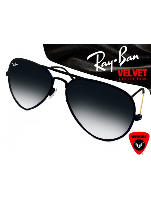 49e860ccee Ray-Ban Aviator (Velvet Edition)